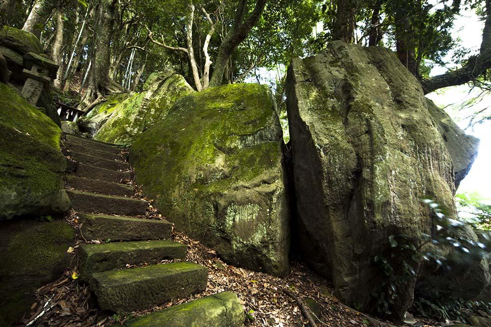 京都 一刀石 場所 どこ